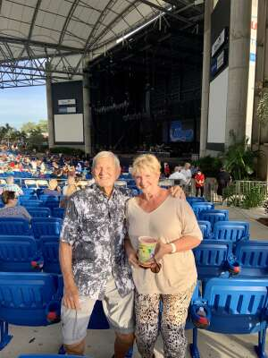 Fred Dittrich attended An Evening With Chicago and Their Greatest Hits on Jul 2nd 2021 via VetTix