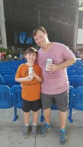 Kevin attended An Evening With Chicago and Their Greatest Hits on Jul 2nd 2021 via VetTix