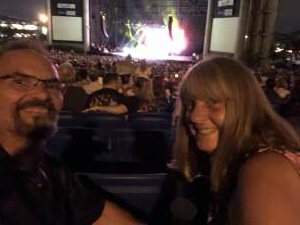 Emory attended An Evening With Chicago and Their Greatest Hits on Jul 2nd 2021 via VetTix