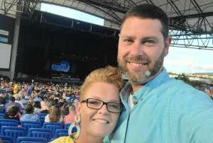 Josh attended An Evening With Chicago and Their Greatest Hits on Jul 2nd 2021 via VetTix