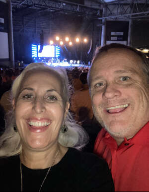 Joseph Boudreau attended An Evening With Chicago and Their Greatest Hits on Jul 2nd 2021 via VetTix