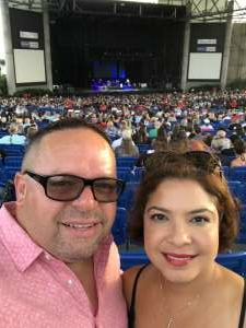 Peoe attended An Evening With Chicago and Their Greatest Hits on Jul 2nd 2021 via VetTix