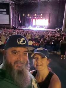 Don F. attended An Evening With Chicago and Their Greatest Hits on Jul 2nd 2021 via VetTix