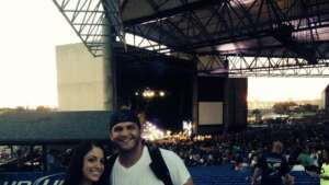 Gladys attended An Evening With Chicago and Their Greatest Hits on Jul 2nd 2021 via VetTix
