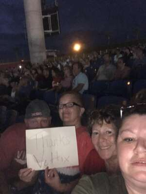 Randy Scott attended An Evening With Chicago and Their Greatest Hits on Jul 2nd 2021 via VetTix