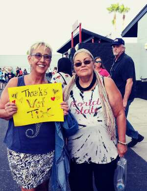 Denise Scalzo attended An Evening With Chicago and Their Greatest Hits on Jul 2nd 2021 via VetTix
