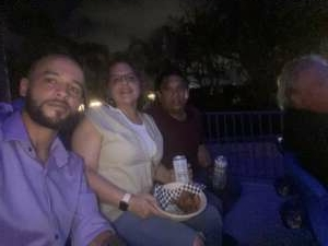 Emilio attended An Evening With Chicago and Their Greatest Hits on Jul 2nd 2021 via VetTix