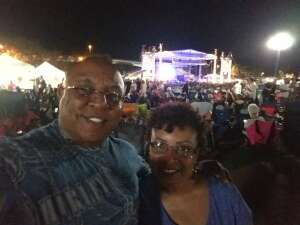 Jazluvrfl attended An Evening With Chicago and Their Greatest Hits on Jul 2nd 2021 via VetTix