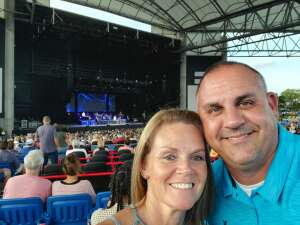 Terry R attended An Evening With Chicago and Their Greatest Hits on Jul 2nd 2021 via VetTix