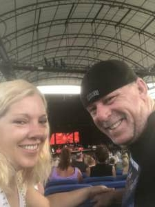 Jeblin attended An Evening With Chicago and Their Greatest Hits on Jul 2nd 2021 via VetTix