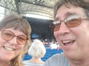Walt attended An Evening With Chicago and Their Greatest Hits on Jul 2nd 2021 via VetTix
