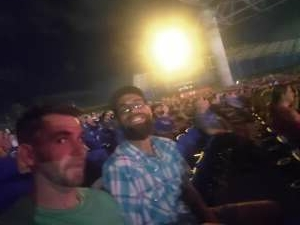 D attended An Evening With Chicago and Their Greatest Hits on Jul 2nd 2021 via VetTix