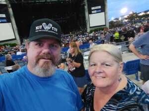 Rob attended An Evening With Chicago and Their Greatest Hits on Jul 2nd 2021 via VetTix