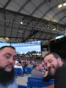 Ty attended An Evening With Chicago and Their Greatest Hits on Jul 2nd 2021 via VetTix