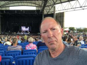 JohnK attended An Evening With Chicago and Their Greatest Hits on Jul 2nd 2021 via VetTix