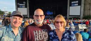 Thanks attended An Evening With Chicago and Their Greatest Hits on Jul 2nd 2021 via VetTix