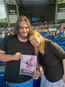 Jimmy attended An Evening With Chicago and Their Greatest Hits on Jul 2nd 2021 via VetTix