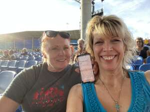 Lisa attended An Evening With Chicago and Their Greatest Hits on Jul 2nd 2021 via VetTix
