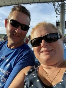 Mary D. attended An Evening With Chicago and Their Greatest Hits on Jul 2nd 2021 via VetTix