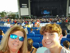 Dee attended An Evening With Chicago and Their Greatest Hits on Jul 2nd 2021 via VetTix