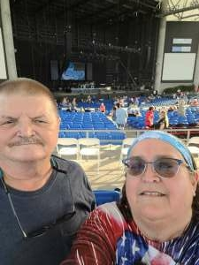 Pat D. attended An Evening With Chicago and Their Greatest Hits on Jul 2nd 2021 via VetTix