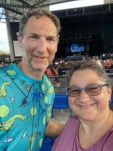 Doogie attended An Evening With Chicago and Their Greatest Hits on Jul 2nd 2021 via VetTix