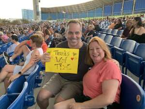 Eric attended An Evening With Chicago and Their Greatest Hits on Jul 2nd 2021 via VetTix