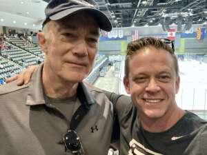 Mike H attended Tucson Roadrunners vs. Ontario on May 16th 2021 via VetTix
