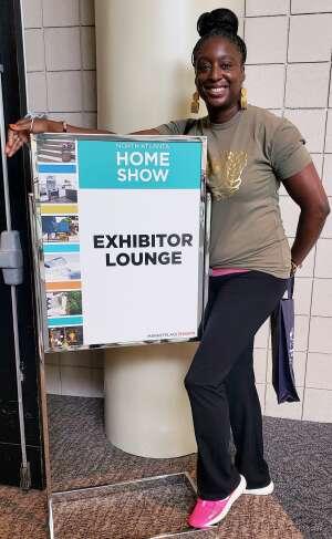 Kitty526 attended North Atlanta Home Show on Jun 4th 2021 via VetTix