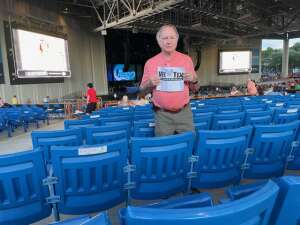 Bill attended An Evening With Chicago and Their Greatest Hits on Jun 29th 2021 via VetTix