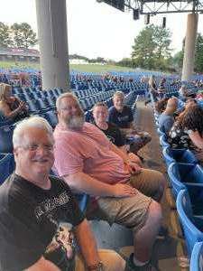 Lonnie  attended An Evening With Chicago and Their Greatest Hits on Jun 29th 2021 via VetTix