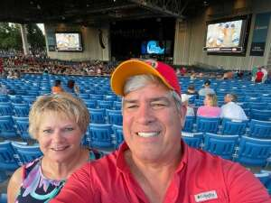 Randy Davis attended An Evening With Chicago and Their Greatest Hits on Jun 29th 2021 via VetTix