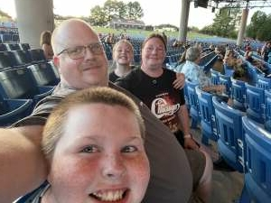 Robert Crawford attended An Evening With Chicago and Their Greatest Hits on Jun 29th 2021 via VetTix