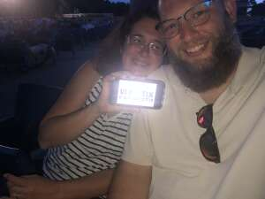 Colin attended An Evening With Chicago and Their Greatest Hits on Jun 29th 2021 via VetTix