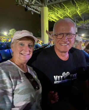 Steve Pirotte attended An Evening With Chicago and Their Greatest Hits on Jun 29th 2021 via VetTix