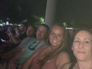 Julie attended An Evening With Chicago and Their Greatest Hits on Jun 29th 2021 via VetTix