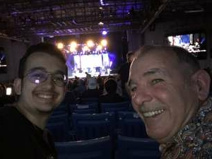 Lou attended An Evening With Chicago and Their Greatest Hits on Jun 29th 2021 via VetTix