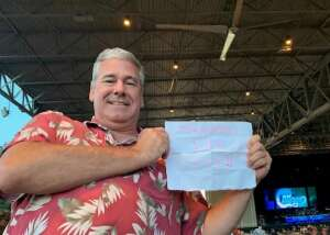 Neil Brown attended An Evening With Chicago and Their Greatest Hits on Jun 29th 2021 via VetTix