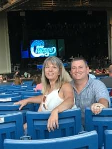 Charlie Albohn attended An Evening With Chicago and Their Greatest Hits on Jun 29th 2021 via VetTix