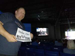 Daniel attended An Evening With Chicago and Their Greatest Hits on Jun 29th 2021 via VetTix