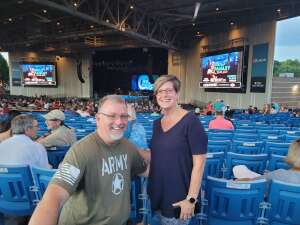 Cory attended An Evening With Chicago and Their Greatest Hits on Jun 29th 2021 via VetTix