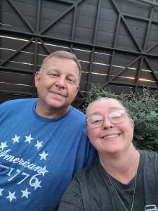 Dell attended An Evening With Chicago and Their Greatest Hits on Jun 29th 2021 via VetTix