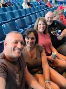 Phil attended An Evening With Chicago and Their Greatest Hits on Jun 29th 2021 via VetTix