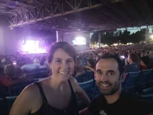 Evan attended An Evening With Chicago and Their Greatest Hits on Jun 29th 2021 via VetTix