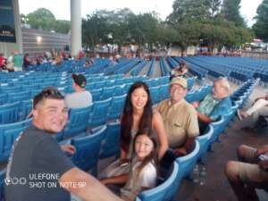 Brandon attended An Evening With Chicago and Their Greatest Hits on Jun 29th 2021 via VetTix