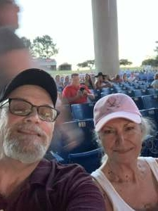 Scott Gwyn  attended An Evening With Chicago and Their Greatest Hits on Jun 29th 2021 via VetTix
