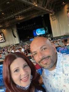 Ace attended An Evening With Chicago and Their Greatest Hits on Jun 29th 2021 via VetTix