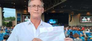 Howard attended An Evening With Chicago and Their Greatest Hits on Jun 29th 2021 via VetTix