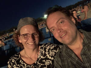 John attended An Evening With Chicago and Their Greatest Hits on Jun 29th 2021 via VetTix