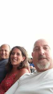 Greg attended An Evening With Chicago and Their Greatest Hits on Jun 26th 2021 via VetTix